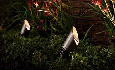 Светильники для нижней подсветки