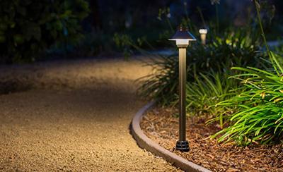 Светильники для подсветки дорожек/зон