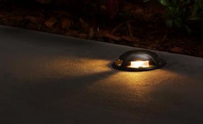 Грунтовые светильники